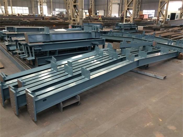 变截面H型钢柱钢梁加工