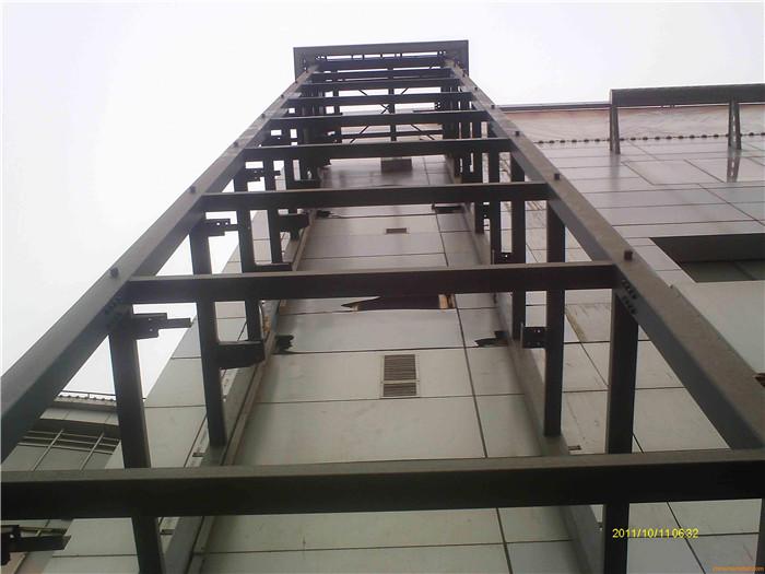 钢结构电梯井加工厂家