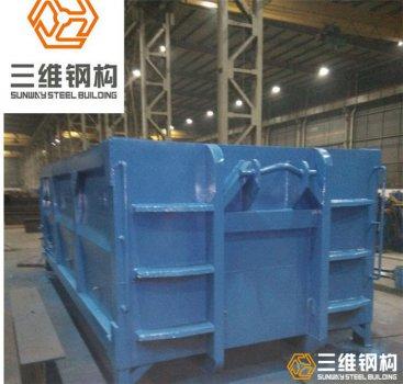 广东钢结构垃圾箱加工公司