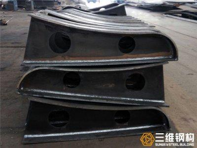 非标异形钢构件加工