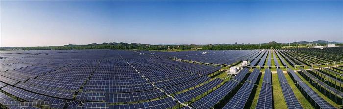 地面电站光伏太阳能支架加工制作