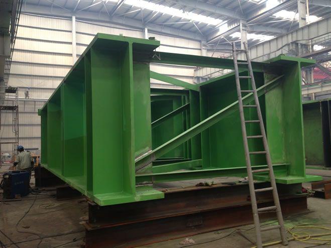 冶矿重工钢结构加工