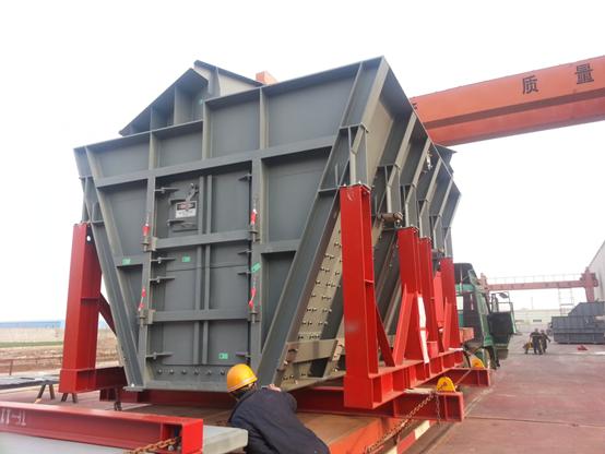 矿山机械钢结构料斗加工公司