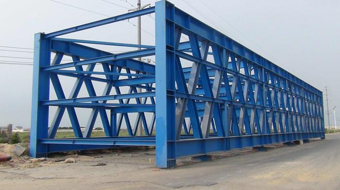管道桁架钢结构加工公司