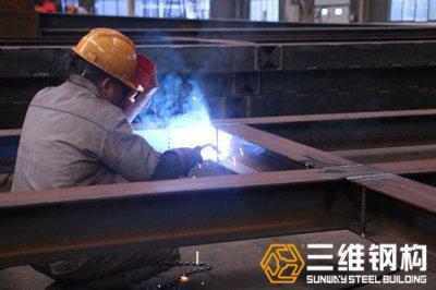 钢结构加工厂家解析什么是焊接工艺评定