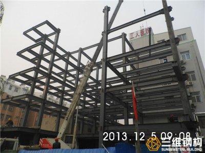 钢结构工程公司解析吊装方案的基本原则