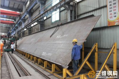 山东钢结构厂家解析零件加工工艺要求有哪些
