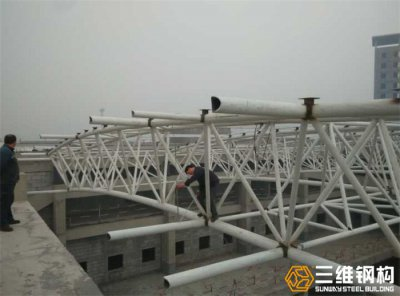 钢结构工程公司解析构件组装方式有哪些