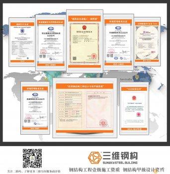 钢结构工程公司解析安全生产标志的重要