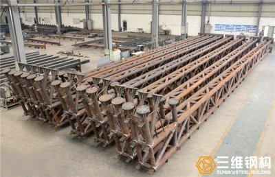 薄壁型钢屋架工程焊接时应注意的事项