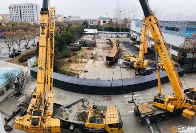 钢结构工程施工现场起重机安装拆卸安全技术规