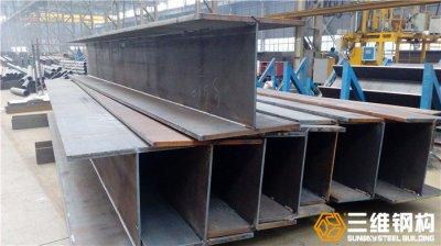 钢结构加工问题及防护解决措施