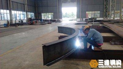 钢结构加工焊接过程中的两个禁忌