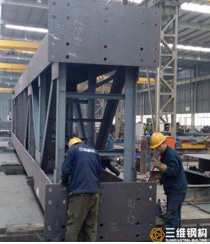 钢结构加工制作过程与注意事项