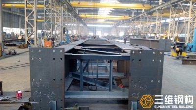 桥梁钢结构加工制作技术与要求
