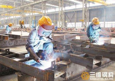 如何提高钢结构加工公司质量控制
