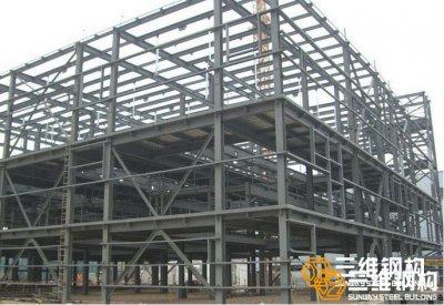 超高层建筑钢结构加工与安装解析