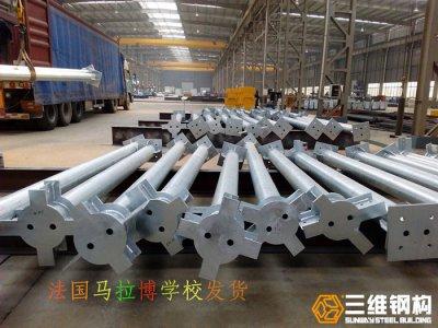 钢结构公司关于钢构件加工制孔方法