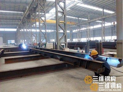 钢结构施工过程中焊接加工的要点
