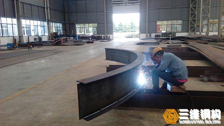 钢结构加工焊接制作