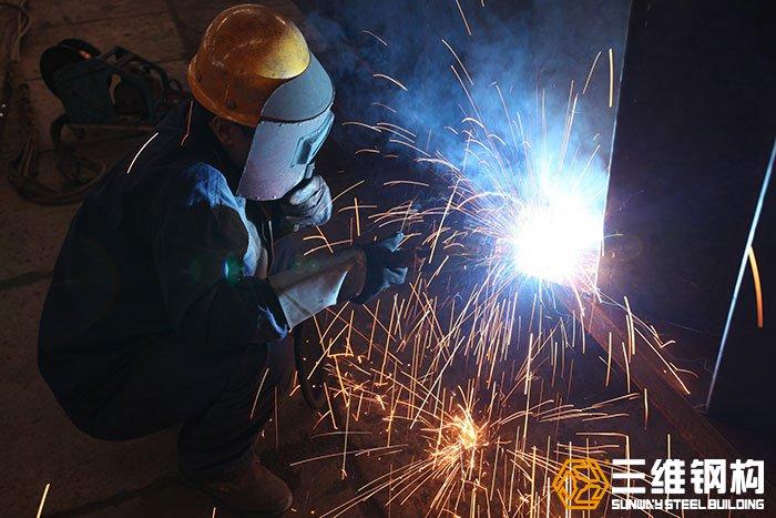 钢结构焊接加工